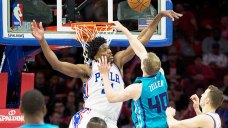 Why Embiid Doesn't 'Feel Like an NBA Player' Just Yet