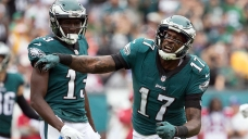 How Eagles Receivers Really Feel About QB Switch