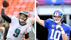'Experts' Make Their Predictions for Eagles vs. Giants