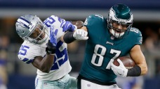 Brent Celek Would Rather Retire Than Play for Cowboys