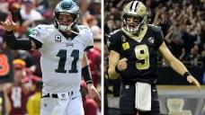 Eagles-Saints NFL Week 11 Predictions