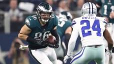 Damaris Johnson and 10 Crazy Eagles-Cowboys Stats