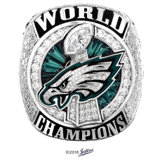 Enter to Win a Real Eagles Super Bowl Ring