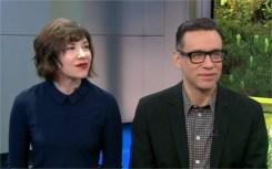 "Fred Armisen & Carrie Brownstein on ""Portlandia"" New Season"