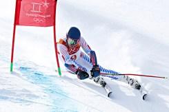 Podium Illudes American Alpine Skier Ted Ligety