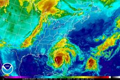 Airlines Cancel Flights in Path of Hurricane Matthew