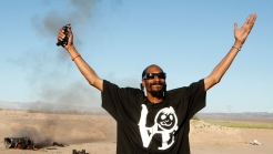 Snoop Lion Would Love to Show Kids How to Smoke Pot