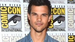 Taylor Lautner Talks His Amazing Abs