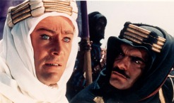 """""""Lawrence of Arabia"""" Makes Epic Blu-Ray Debut"""