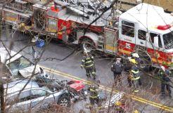 Parole Officer Among Injured in Crash