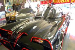 Batmobile Up for Auction