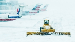 Over 12,000 Flights Canceled as Snowstorm Pounds East Coast