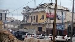 At Least 14 Killed in Somalia Hotel Attack