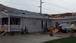Officials Confirm Delaware Tornado