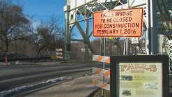 Falls Bridge Over Schuylkill Closes for Construction