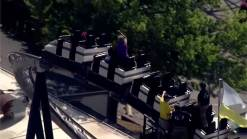 8 Rescued From Stuck Oklahoma City Roller Coaster