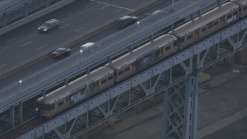 Disabled Train Removed From Ben Franklin Bridge
