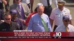 Sen. Casey to Visit Amtrak Victims
