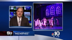 The Music Of  Memphis Comes To Philly