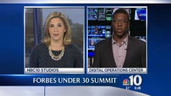 Philly to Host 2nd Annual Forbes '30 Under 30' Summit