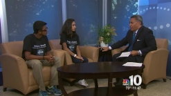 High Schoolers Helping Other Teens Improve Public Speaking