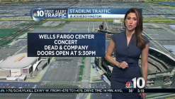 Dead & Company Concert Could Cause Traffic