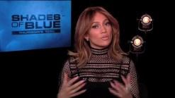 Jennifer Lopez Talks 'Shades of Blue'