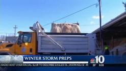 PennDOT Preps for Winter Storm