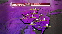 First Alert Weather: Sub-Freezing Temps