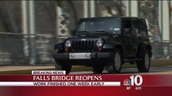 Drivers Rejoice: Falls Bridge Reopens