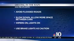 AAA Has Some Tips for Driving in Inclement Weather