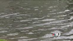 Coastal Flooding Hits Jersey Shore