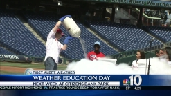 Meet NBC10's Meteorologists at Weather Education Day