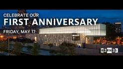 Spotlight! Barnes Foundation First Anniversary Party