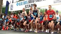 Tips to Kick Asphalt: Blue Cross Broad Street Run