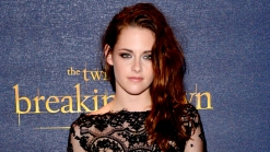 "Kristen Stewart Transforms Into A Mom & Sexy Vampire In ""Breaking Dawn"""