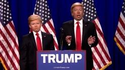 'Tonight': Trump and 'Little Donald'