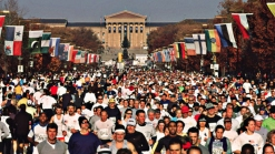 Philly Marathon Street Closures, Activities and More