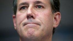 Rick Santorum Ends Presidential Bid, Backs Rubio