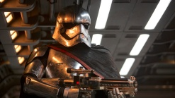 'Star Wars': Christie Confirms Return as Phasma