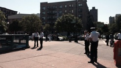 Report of Gun Triggers Stampede at NYC Subway Station