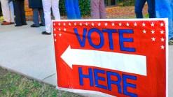 Polls Open in PA