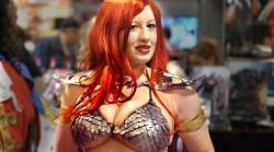 Babes of Comic-Con 2009
