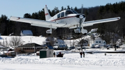 Lake to be Used as Ice Runway for Planes