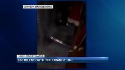 Problems Plaguing the Orange Line