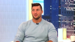 Tim Tebow Shares His Bible Verse Story With Harry