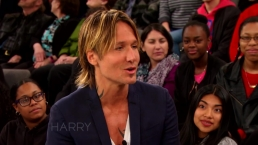 Keith Urban Talks Wife Nicole Kidman with Harry