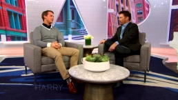 Freddie Stroma Talks About His Proposal With Harry