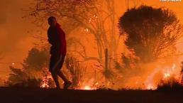 California Wildfires Continue to Rage, Could Strengthen