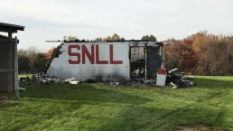 Fire Destroys Little League Concession Stand in Delaware